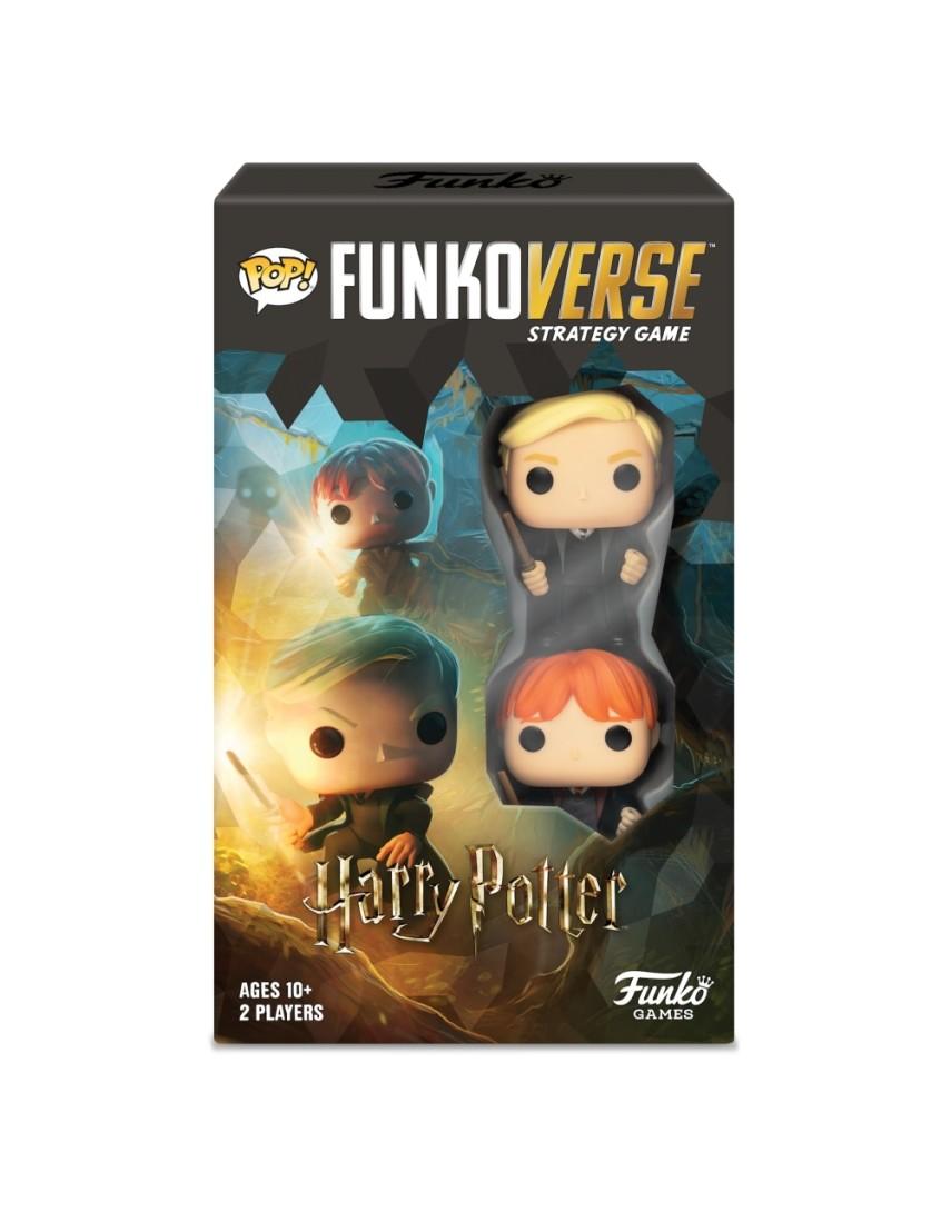 Harry Potter Pop! Funkoverse (Дополнение)