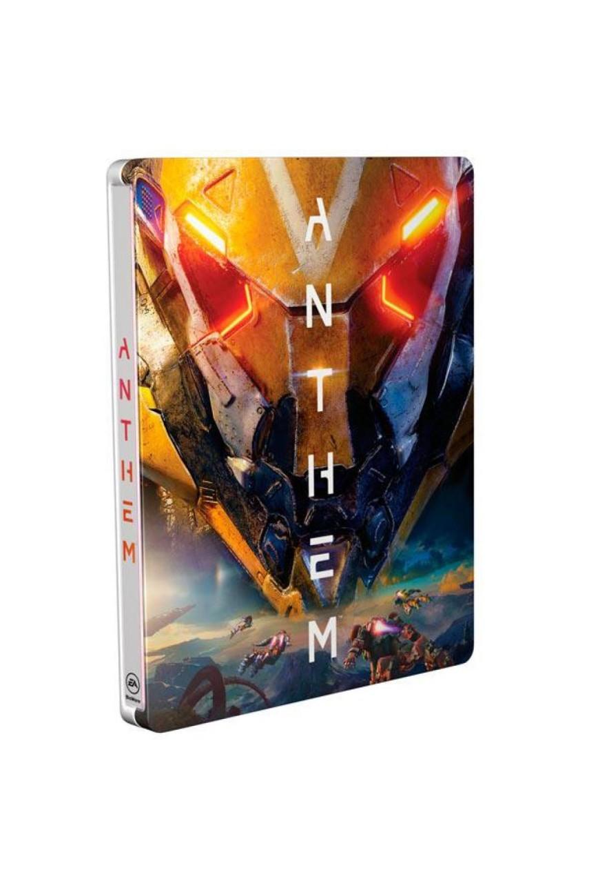 Anthem SteelBook (Без Игры)