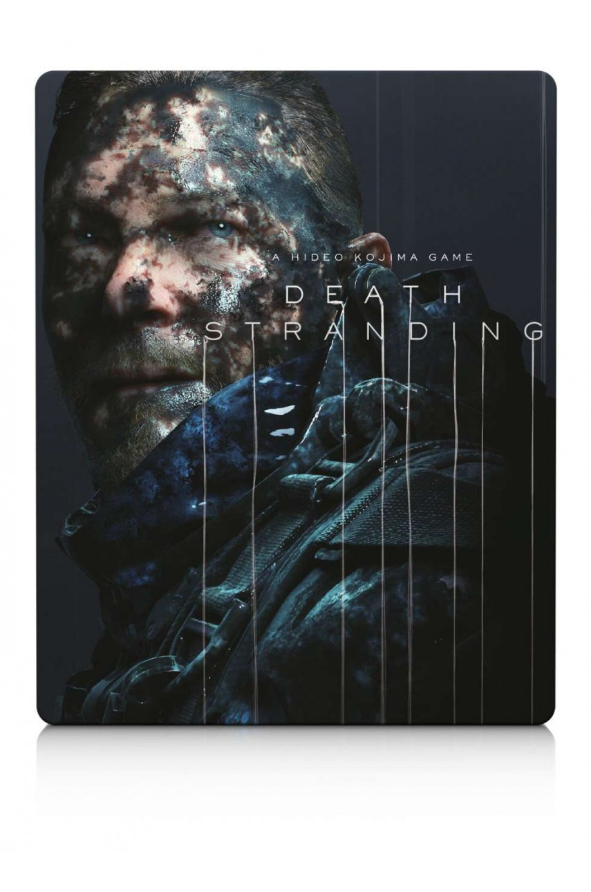 Death Stranding SteelBook [PS4]