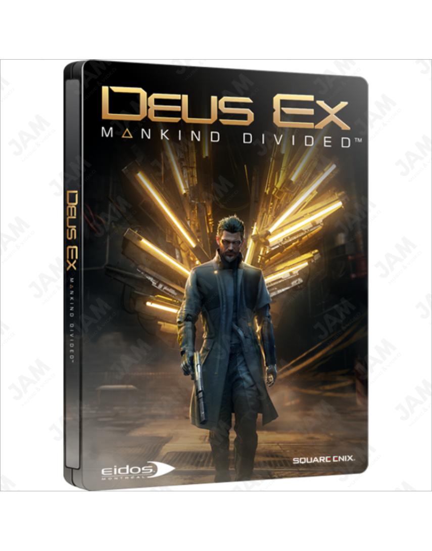Deus Ex Mankind Divided SteelBook [PS4]