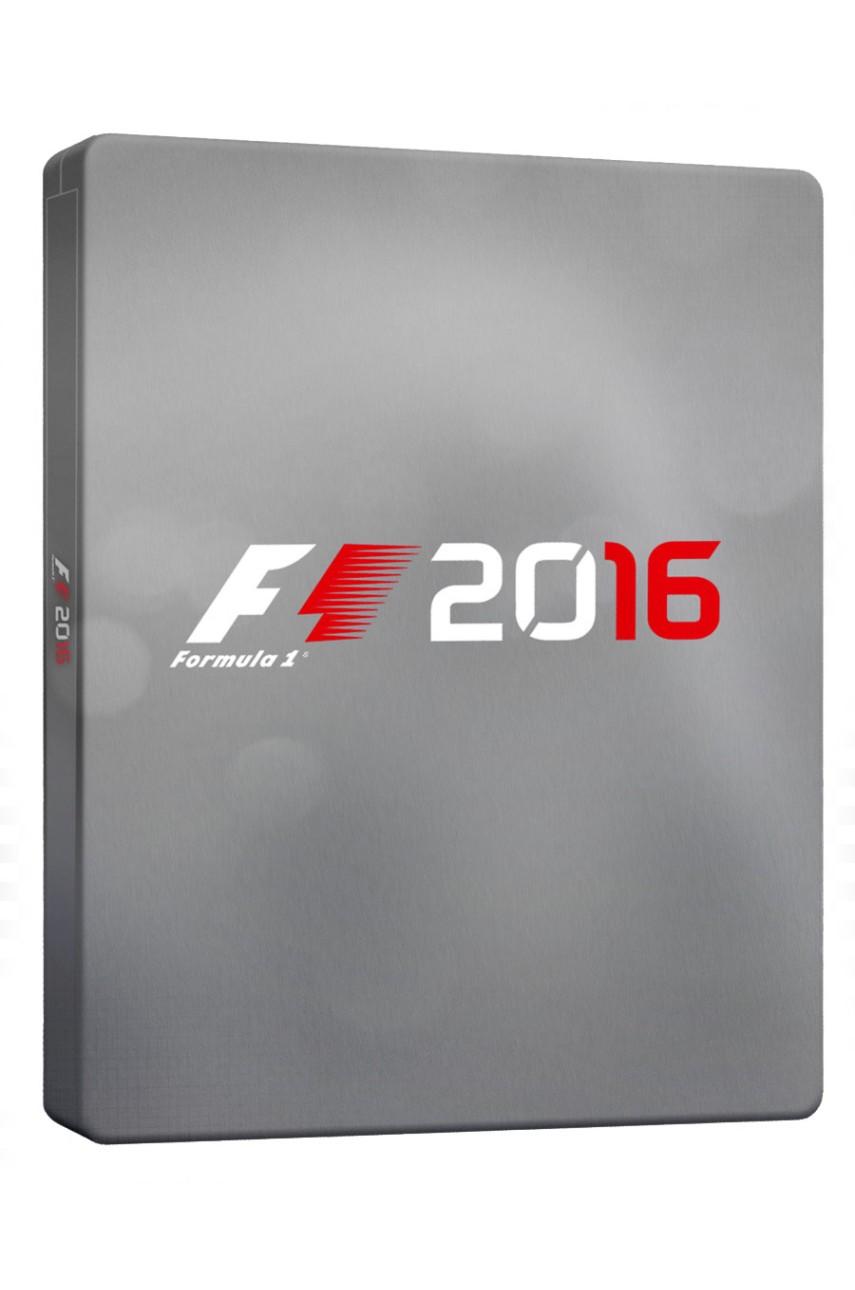 F1 2016 SteelBook (Без Игры)