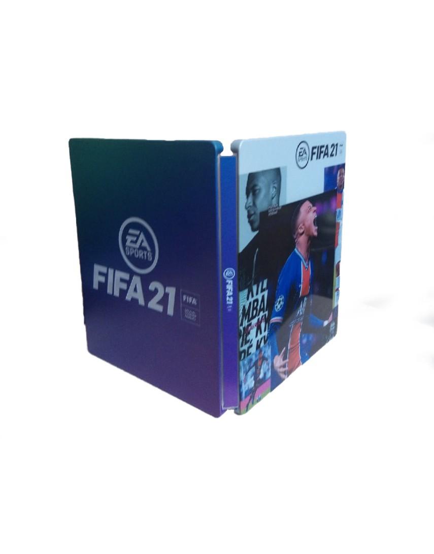 FIFA 21 SteelBook (Без Игры)