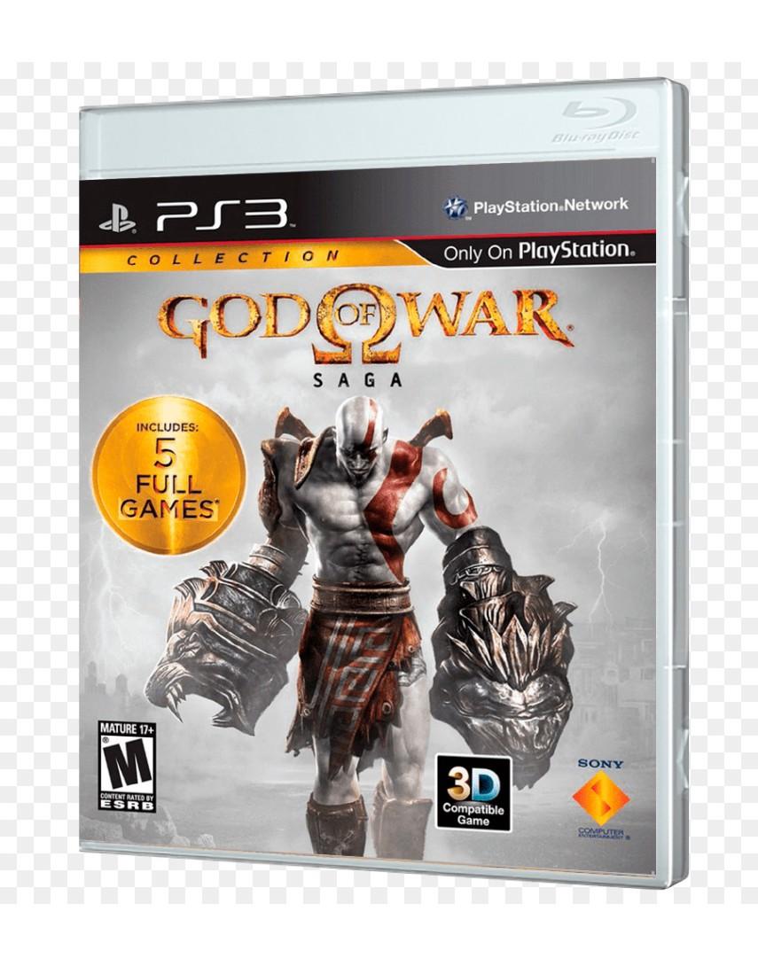 God of War Saga [PS3]