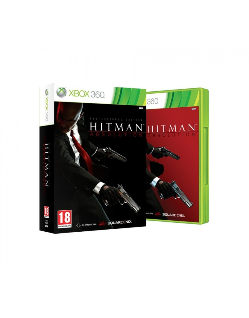 Hitman Absolution  Professional Edition (Без игры)