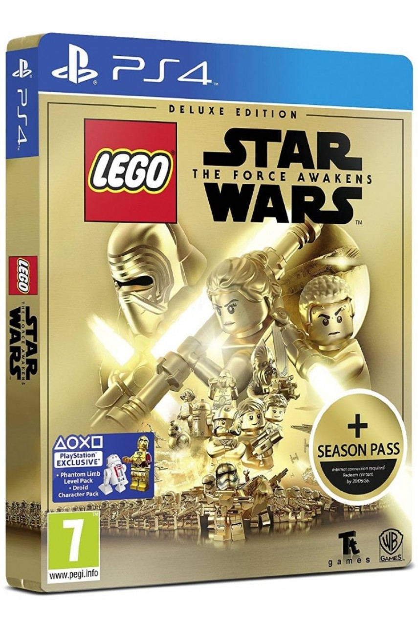 LEGO Star Wars Deluxe Edition [PS4]