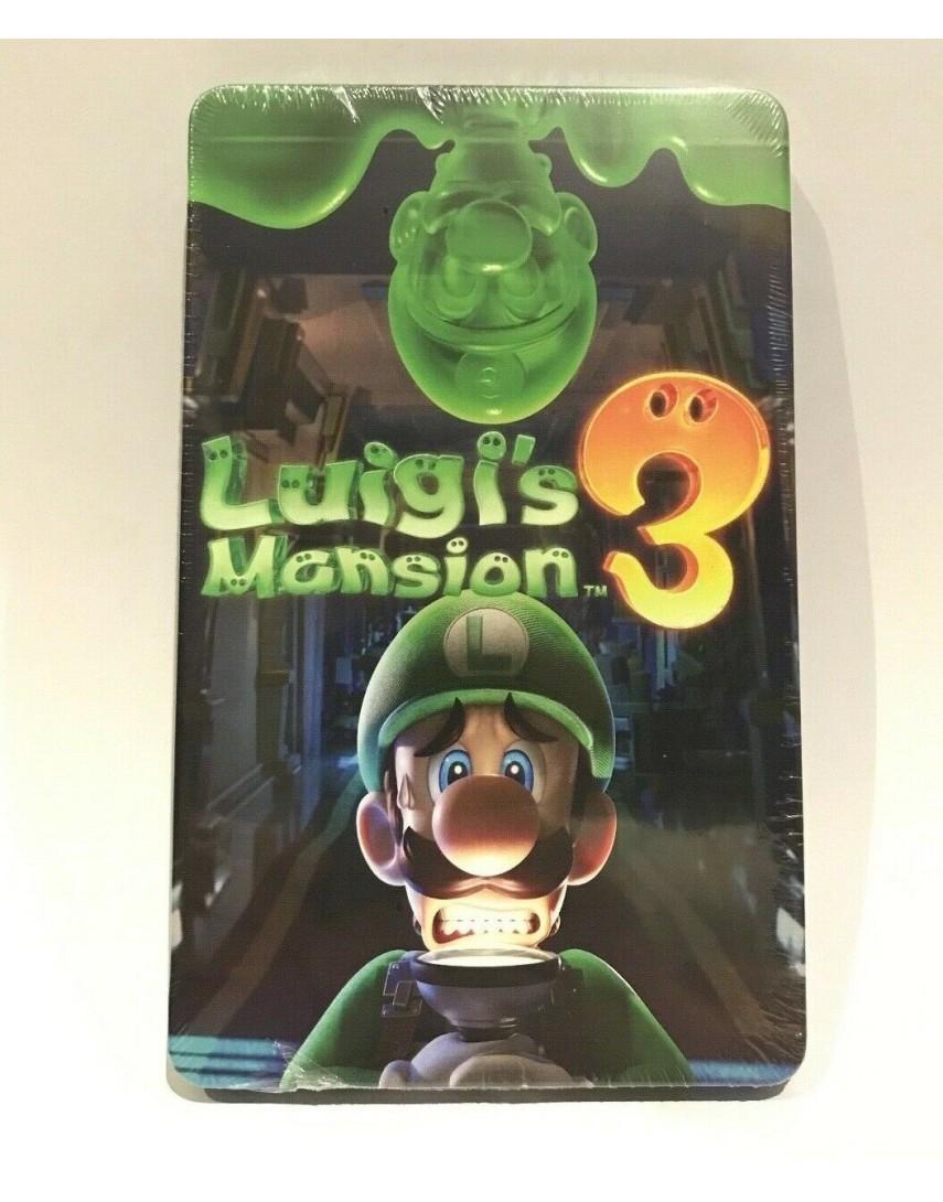 Luigi's Mansion 3 SteelBook (Без Игры)