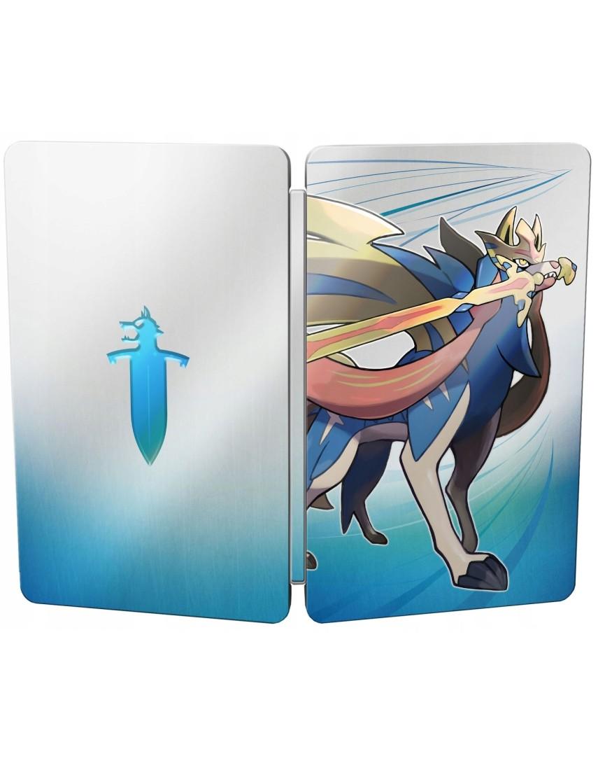 Pokemon Sword SteelBook (Без Игры)