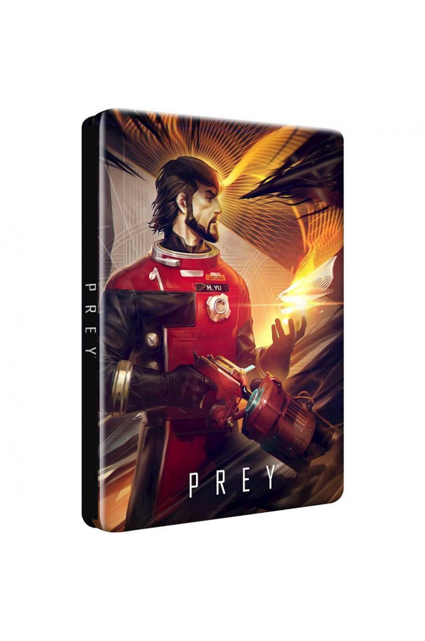 Prey Steelbook [PS4]