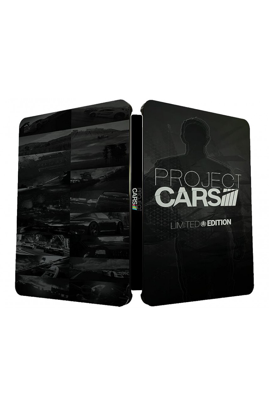 Project CARS Steelbook [PS4]
