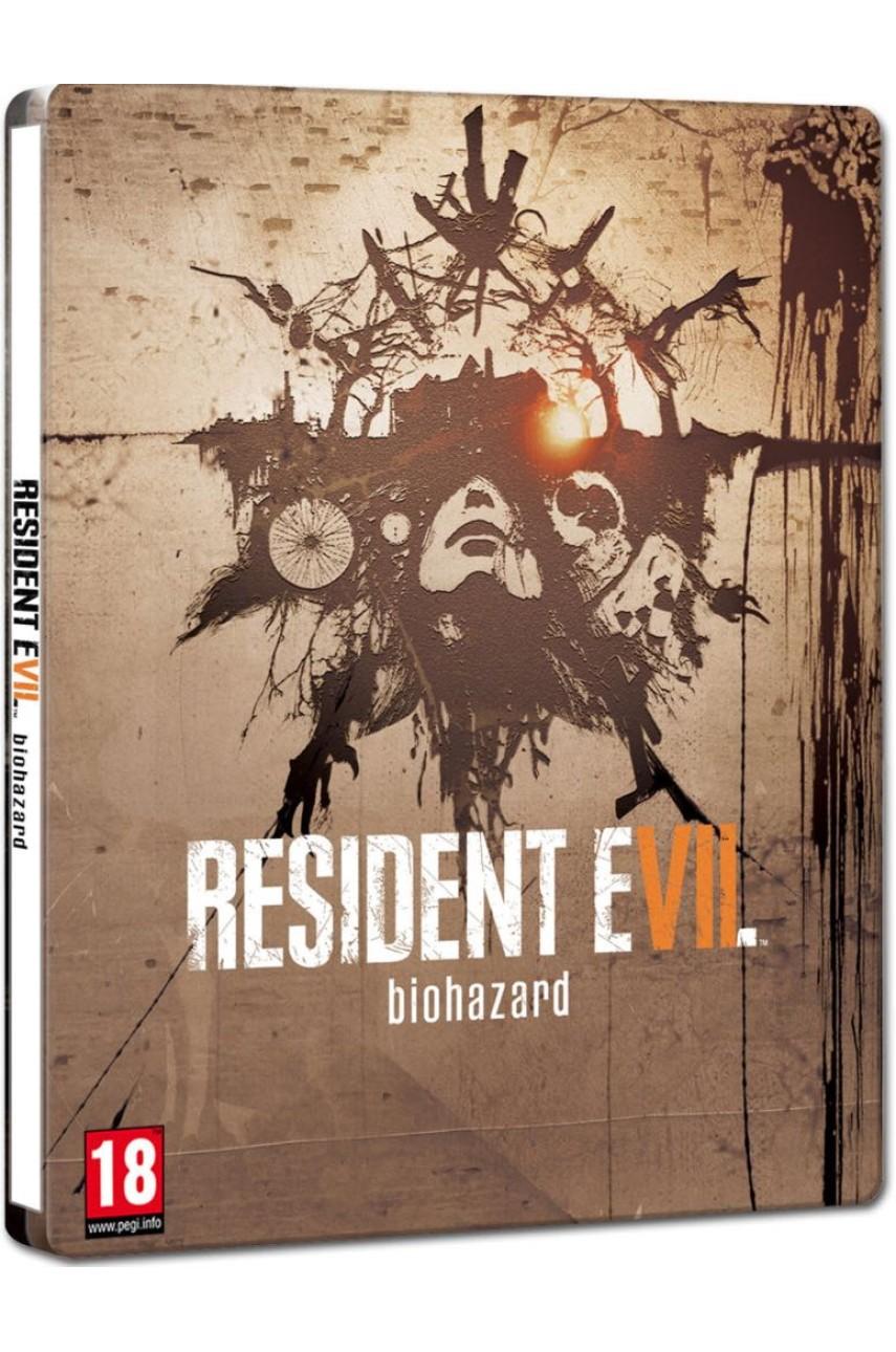 Resident Evil 7 Steelbook [PS4]