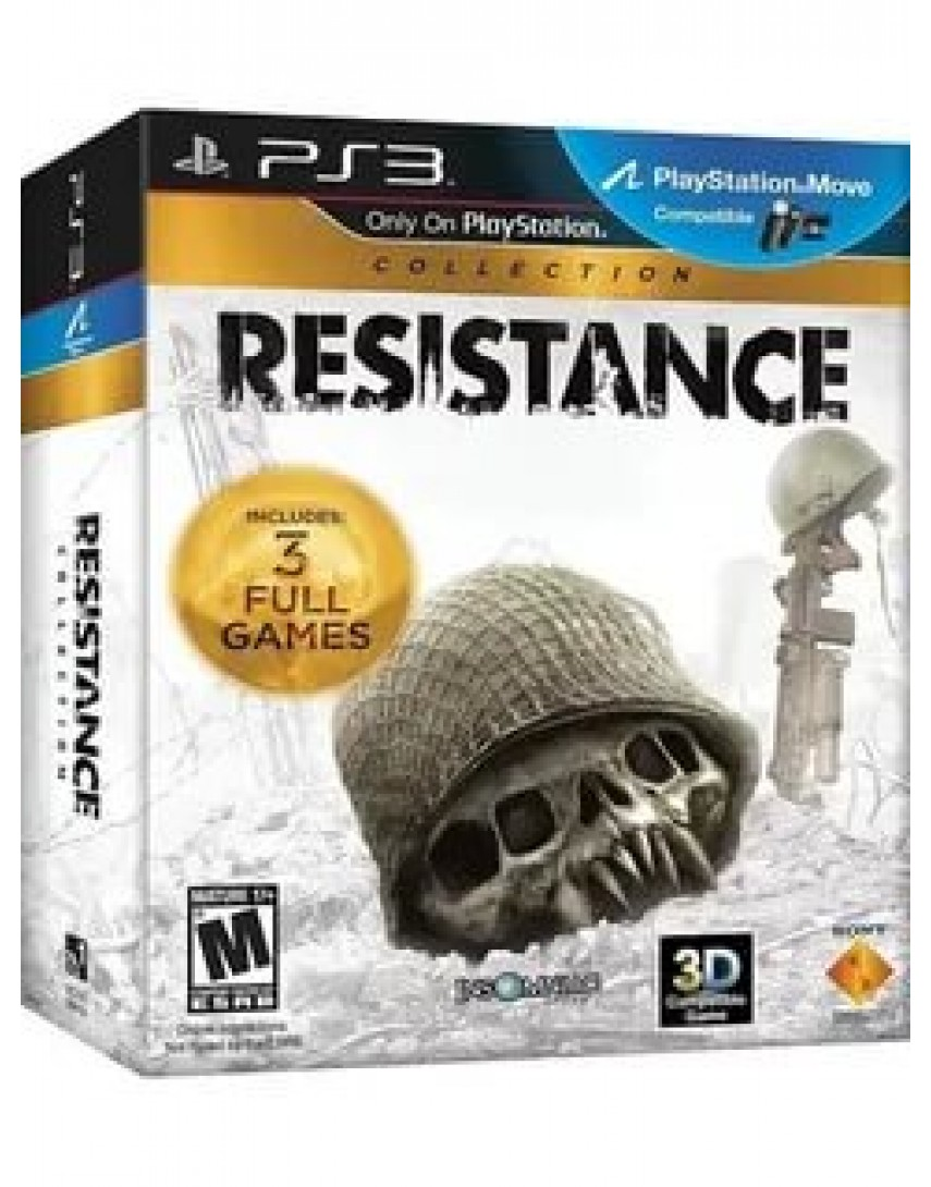Resistance Collection [PS3]