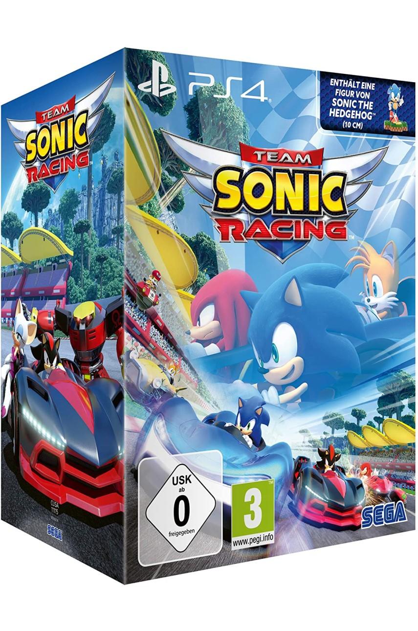 Коллекционное Издание Team Sonic Racing [PS4]