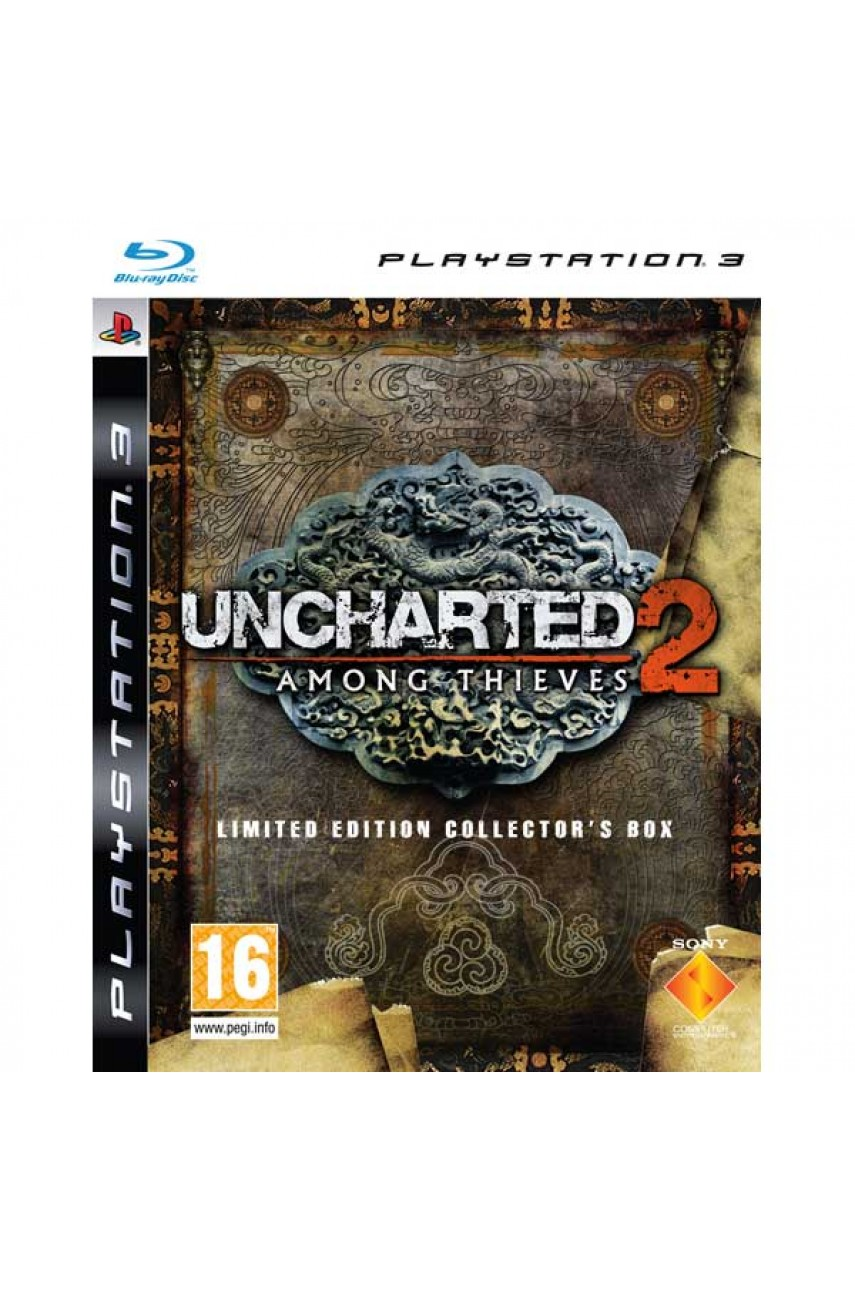Uncharted 2 Among Thieves SteelBook [PS3]
