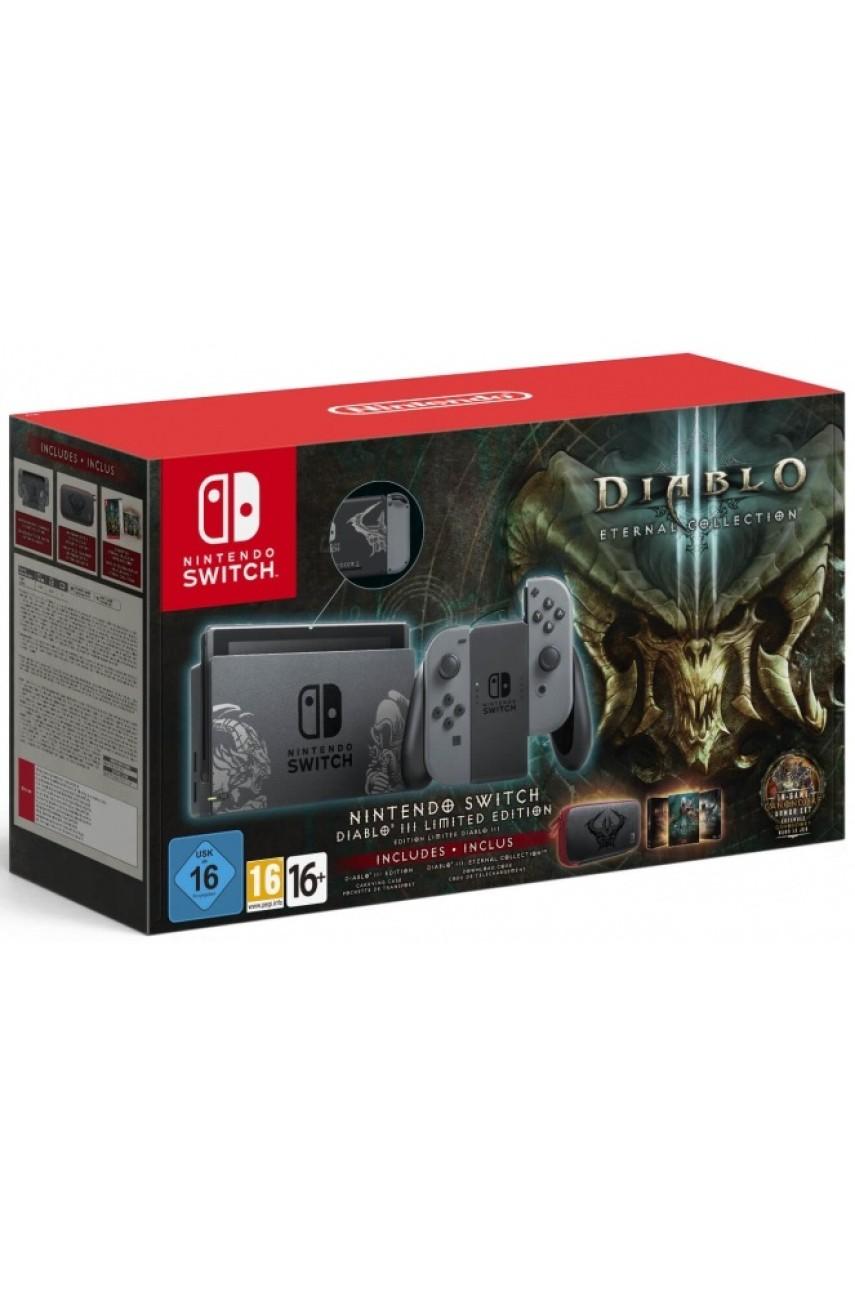 Игровая консоль Nintendo Switch 32GB Diablo Edition (Б/У)