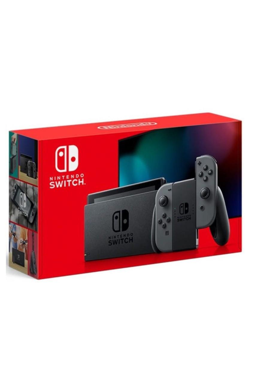 Игровая консоль Nintendo Switch Gray 32GB V2 (New)