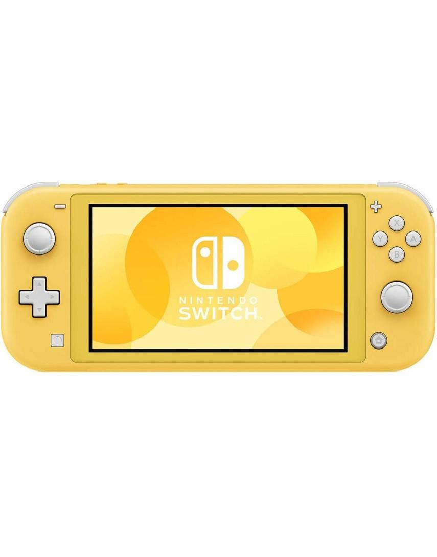Игровая консоль Nintendo Switch Lite 32GB Желтый (New)