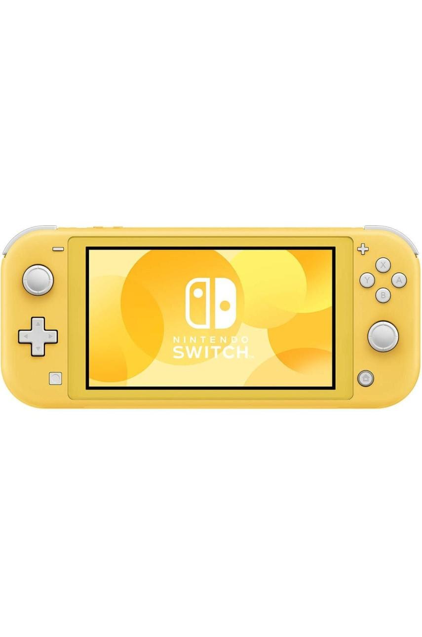 Игровая консоль Nintendo Switch Lite 32GB Желтый (Б/У)