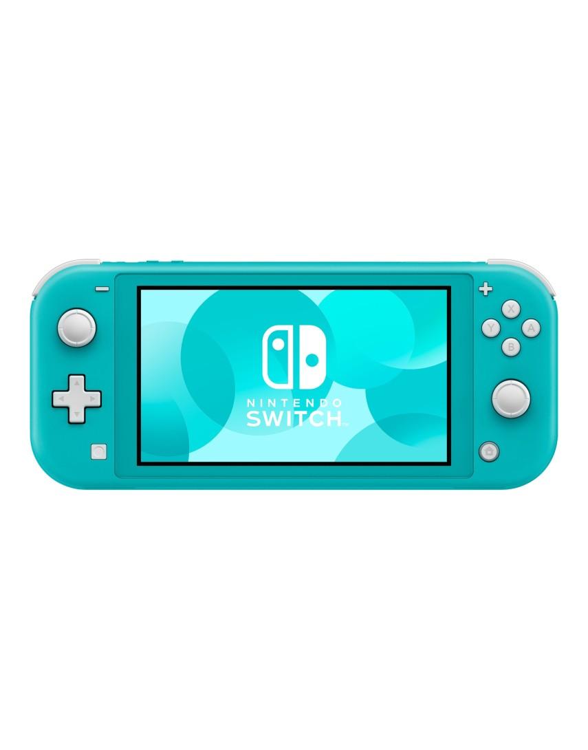Игровая консоль Nintendo Switch Lite 32GB Бирюзовый (Б/У)