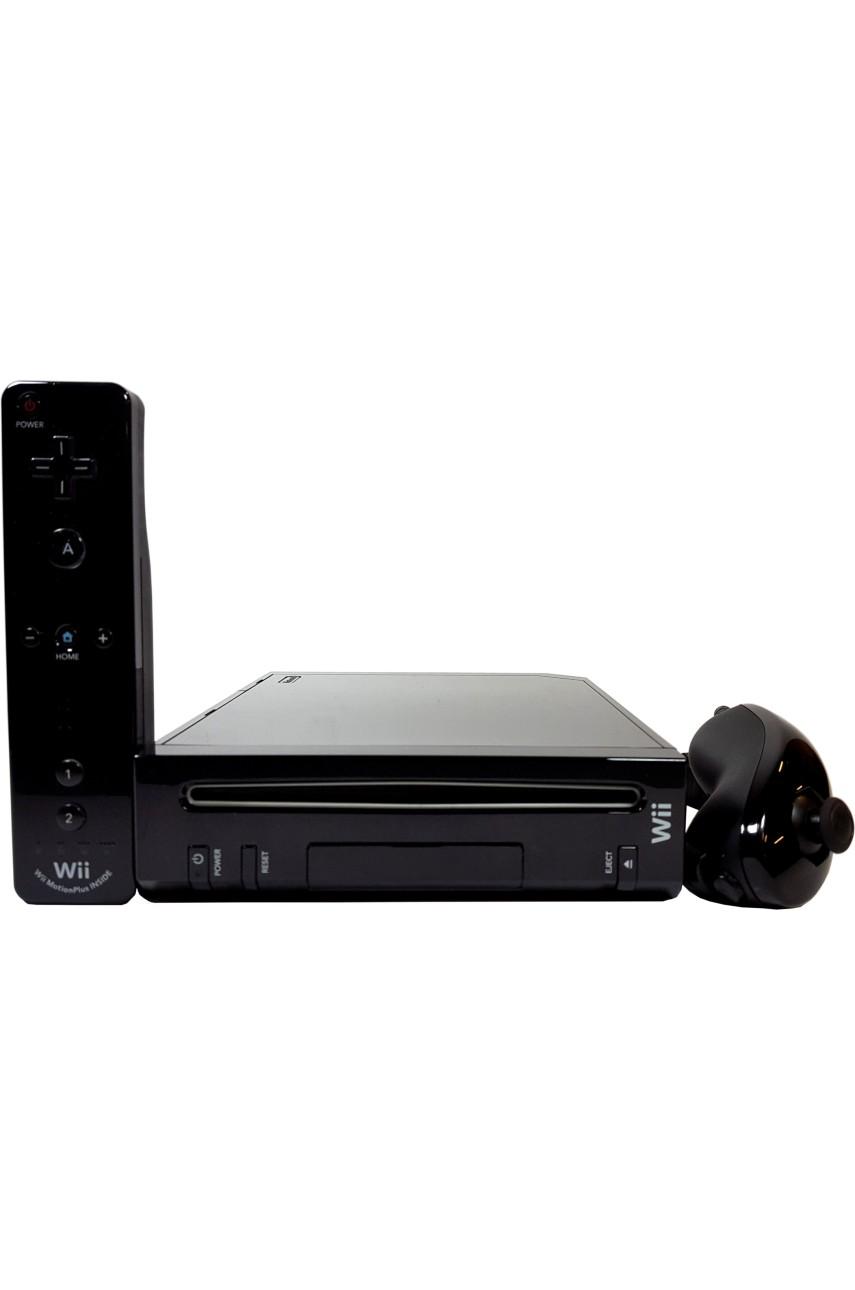 Игровая консоль Nintendo Wii (Б/У)