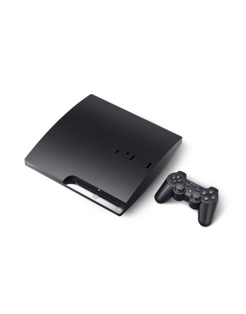 Игровая консоль Playstation 3 Slim 250GB (Б/У)