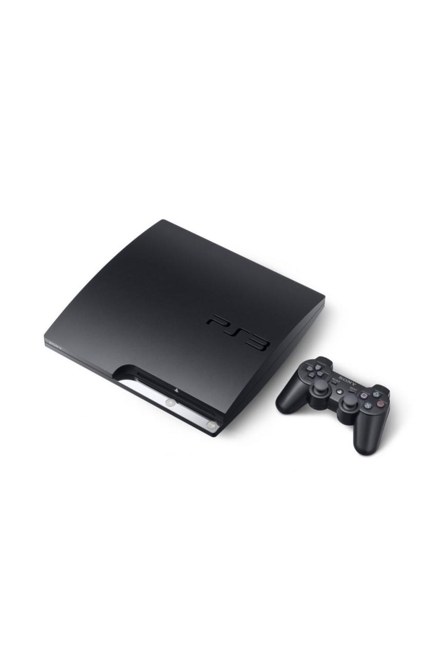 Игровая консоль Playstation 3 Slim 160GB (Б/У)
