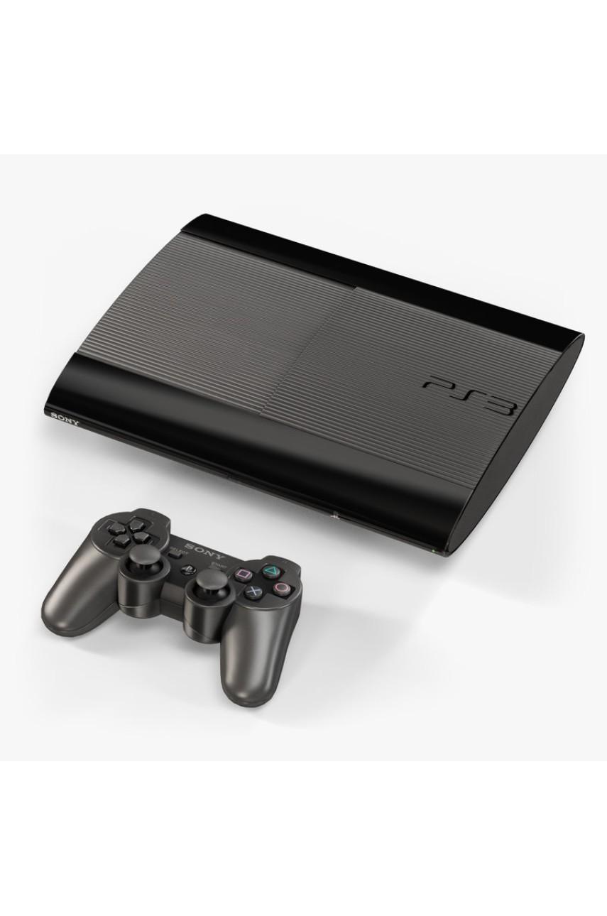 Игровая консоль Playstation 3 Super Slim 500GB (Б/У)
