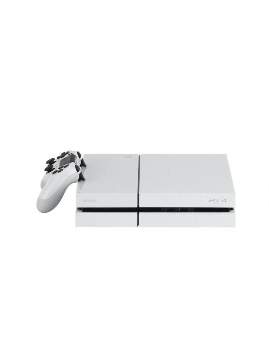 Игровая консоль Playstation 4 Fat 10**-11** White 500GB (Б/У)