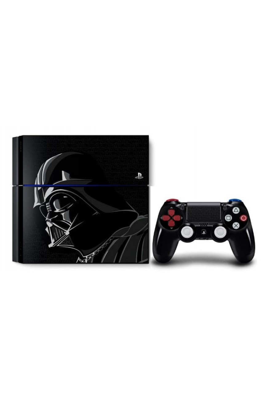 Игровая консоль Playstation 4 Fat Star Wars Edition 12** 1TB (Б/У)