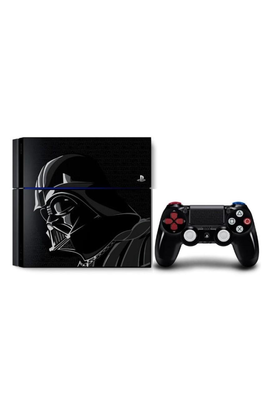 Игровая консоль Playstation 4 Fat Star Wars Edition 12** 1TB (Б/У)