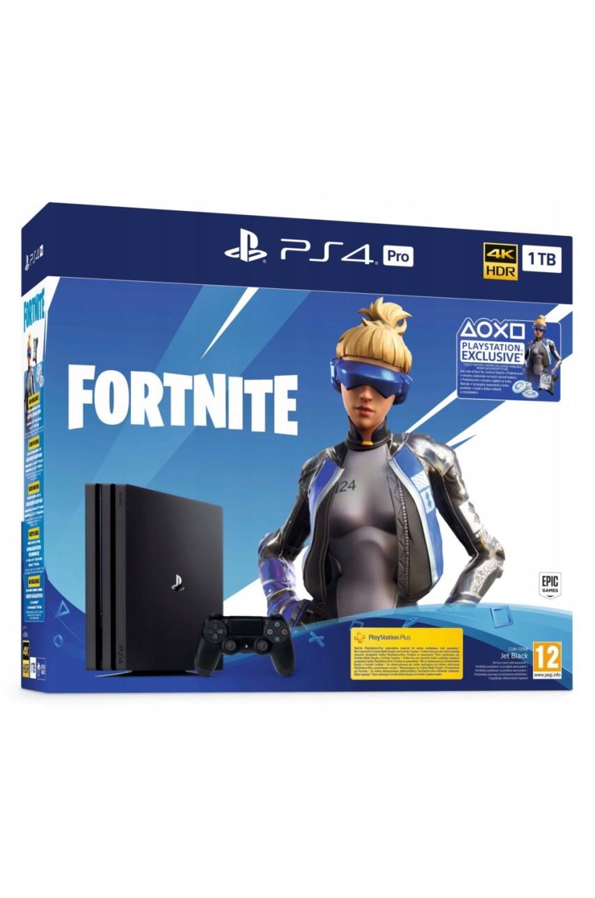 Игровая консоль Playstation 4 Pro 1TB (New)