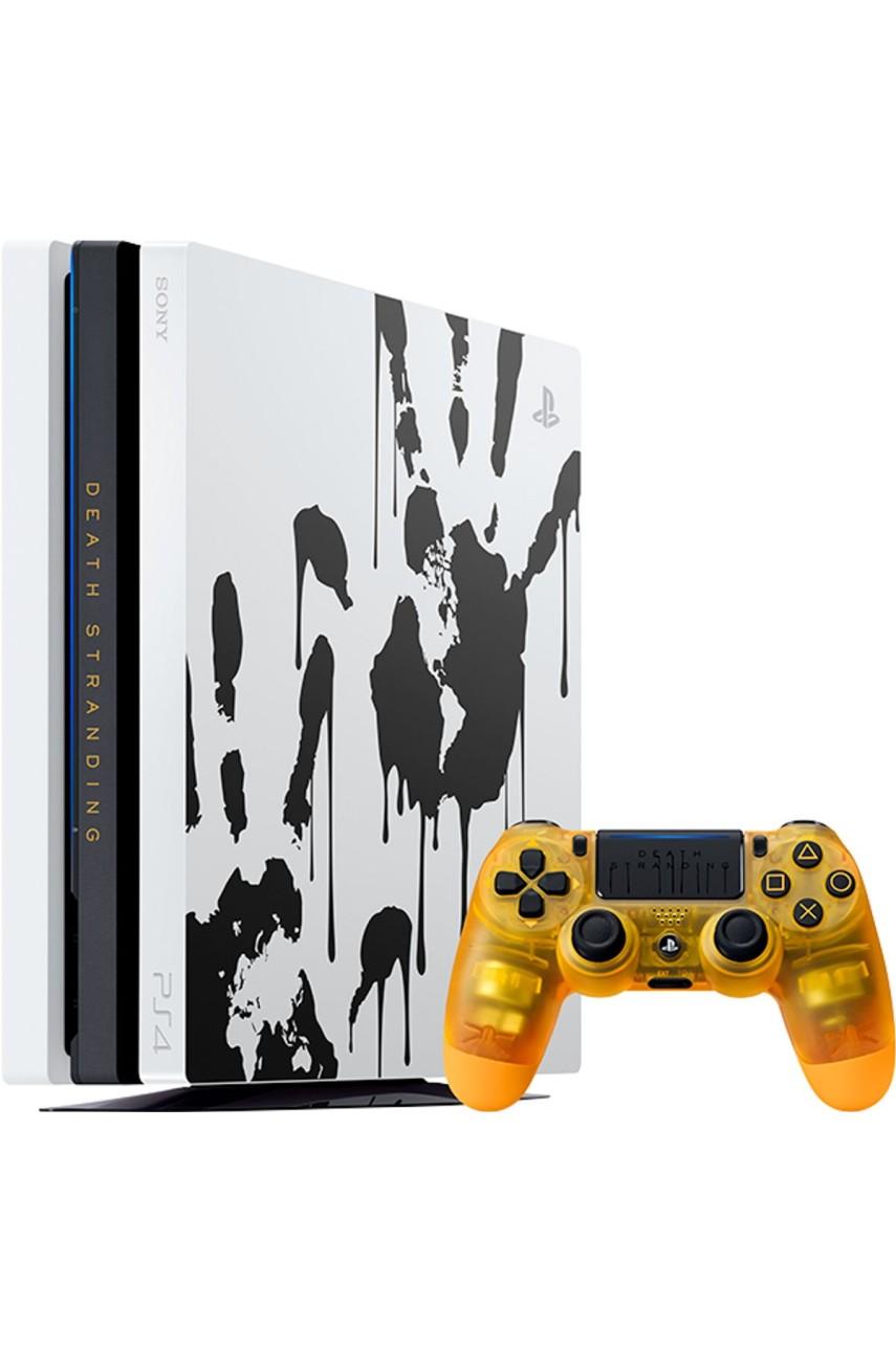 Игровая консоль Playstation 4 Pro Limited Edition Death Stranding 1TB (Б/У)