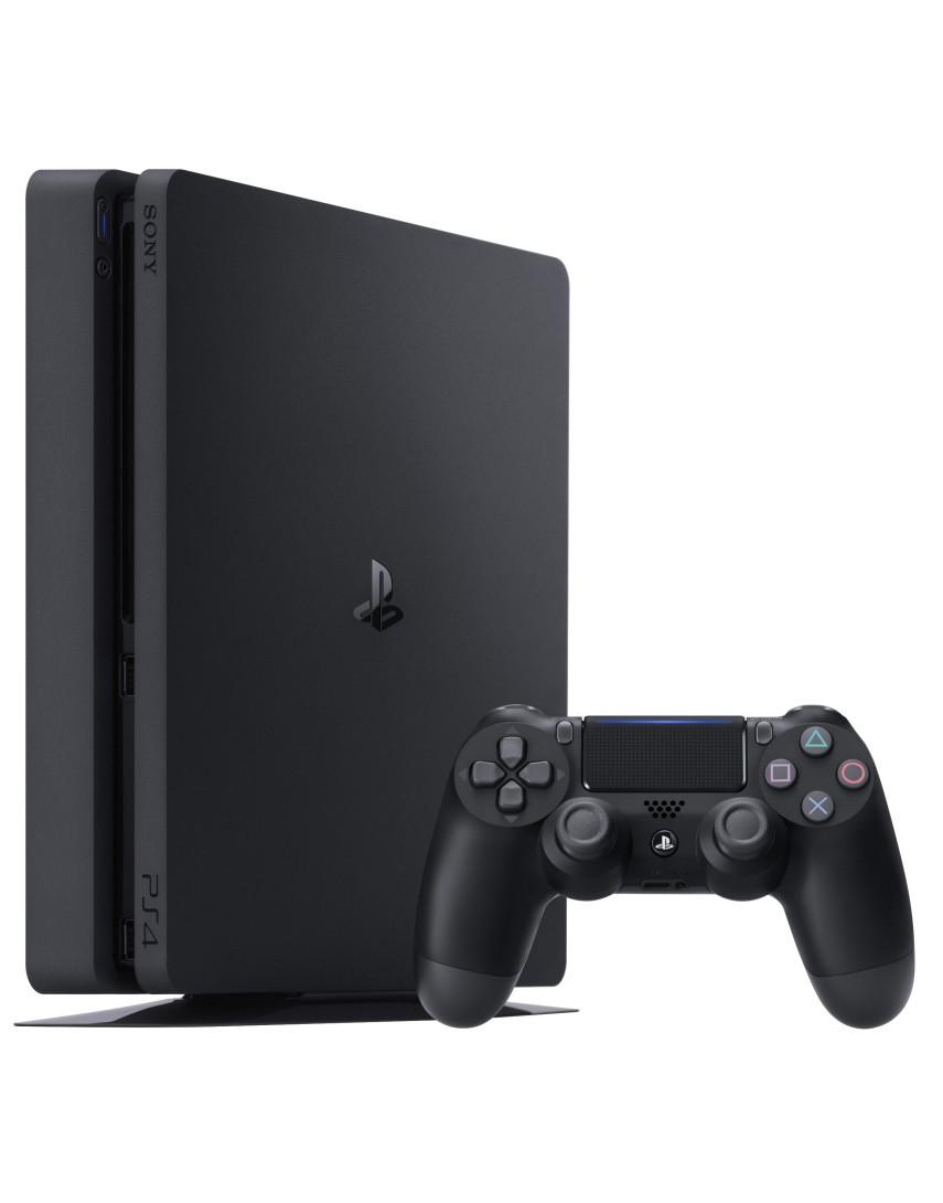 Игровая консоль Playstation 4 Slim 500GB (Б/У)