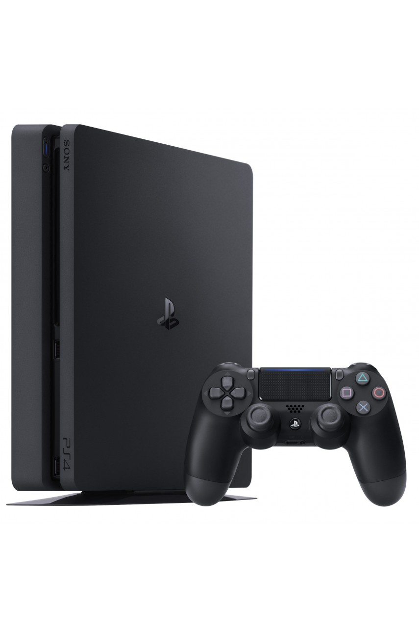 Игровая консоль Playstation 4 Slim 1TB (Б/У)