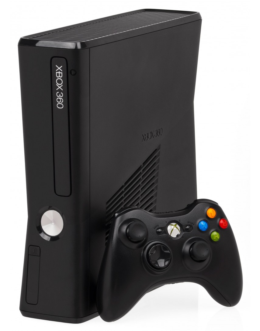 Игровая консоль Xbox 360 S 500GB (Б/У)