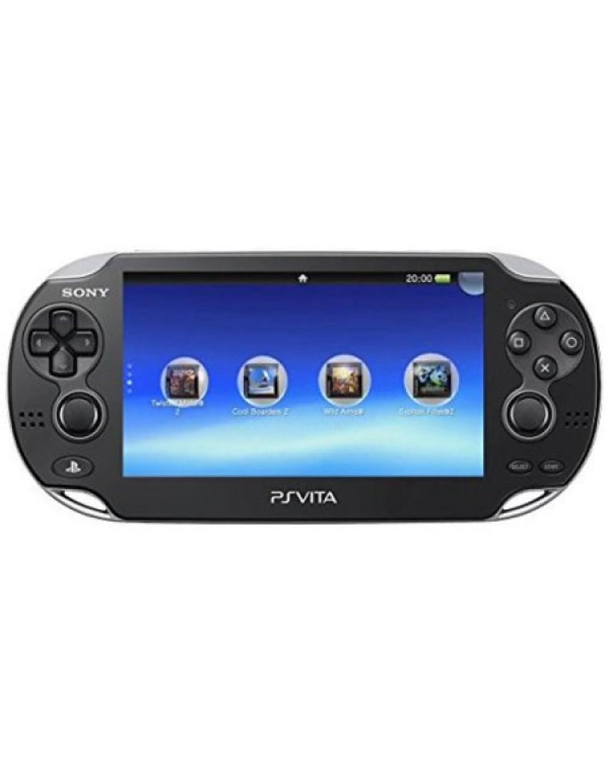 Игровая консоль Playstation Vita Fat 8GB (Б/У)