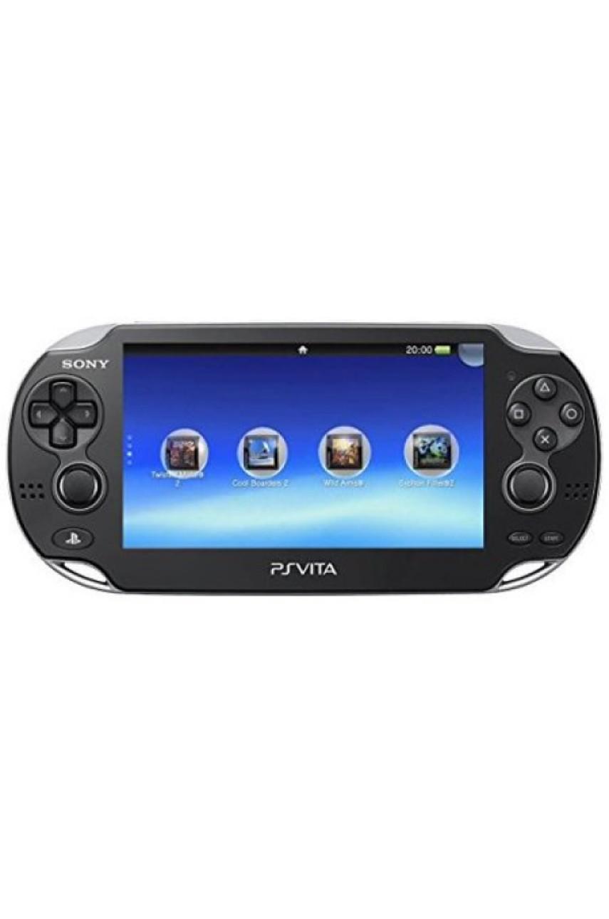 Игровая консоль Playstation Vita Fat 4GB (Б/У)