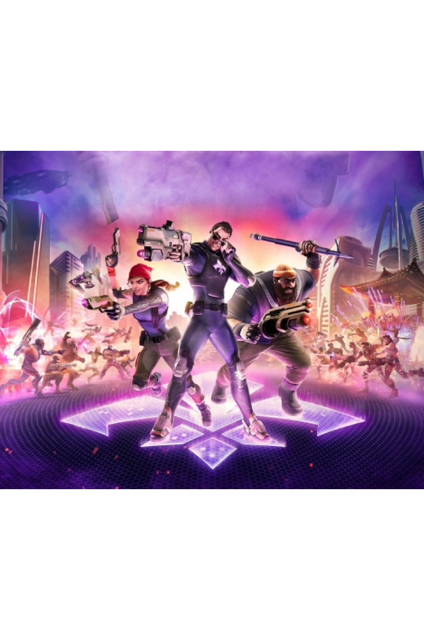 Agents of mayhem Retail edition (PS4) (Доп.контент)