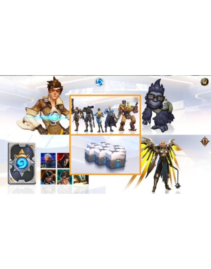 Legendary edition Blizzard [Blizzard] (Доп. Контент)