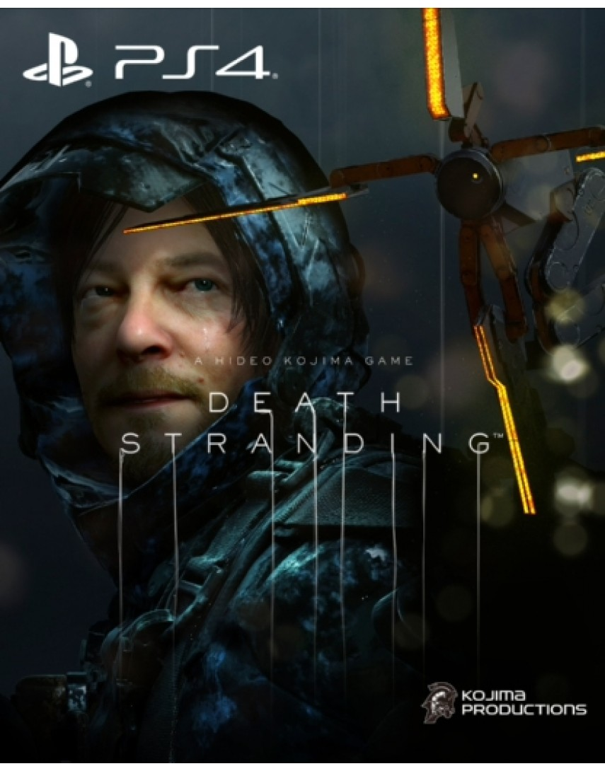 Death Stranding (PS4) (Доп.контент)