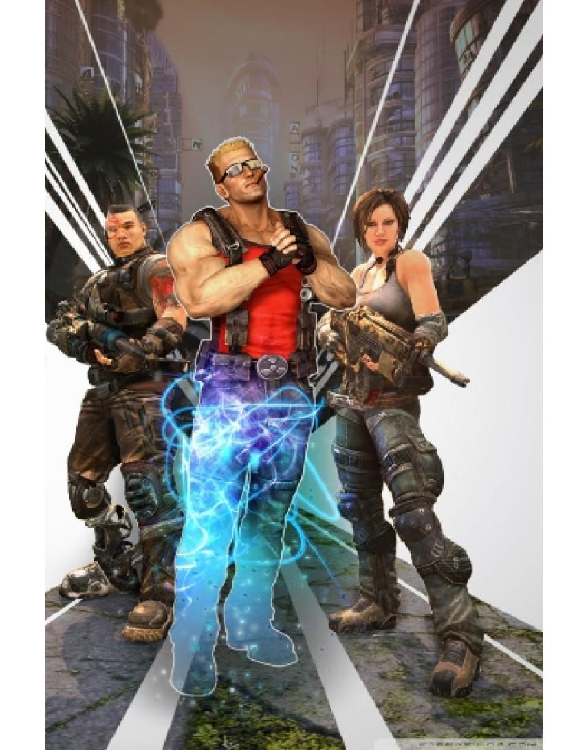 Duke Nukem's Bulletstorm Tour [PS4] (Доп. Контент)