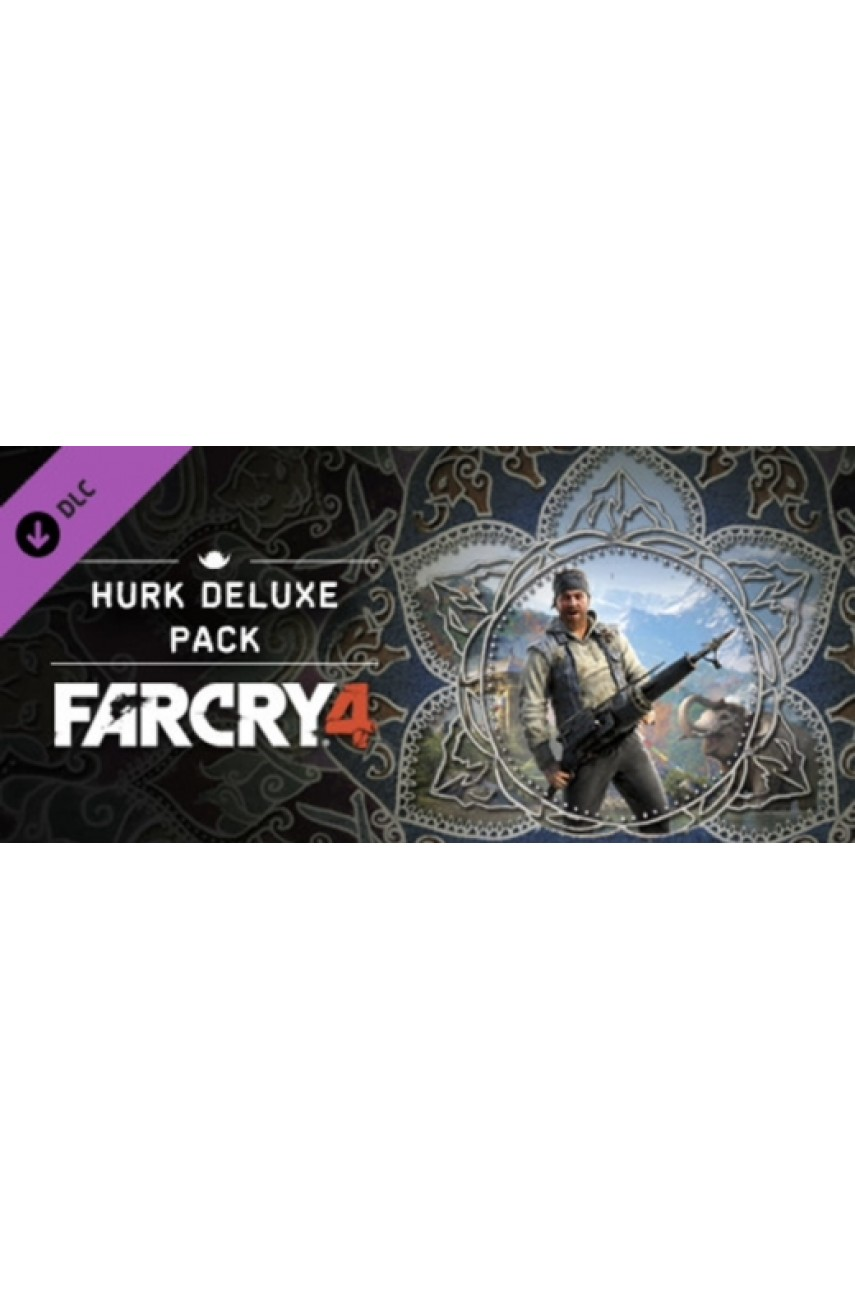Far cry 4 With a Frien (PS4) (Доп.контент)