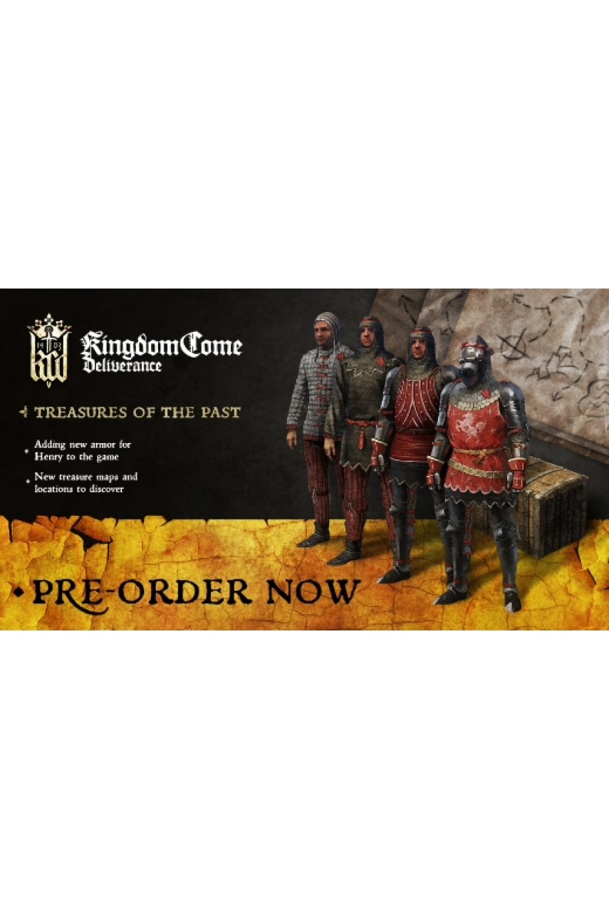 Kingdom Come (Xbox One) (Доп.Контент)