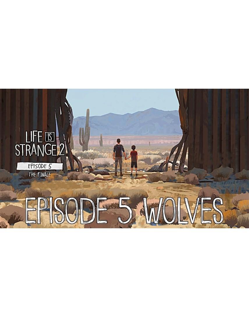 Life is Strange 2 Episode 5 Wolves [PS4] (Доп. Контент)