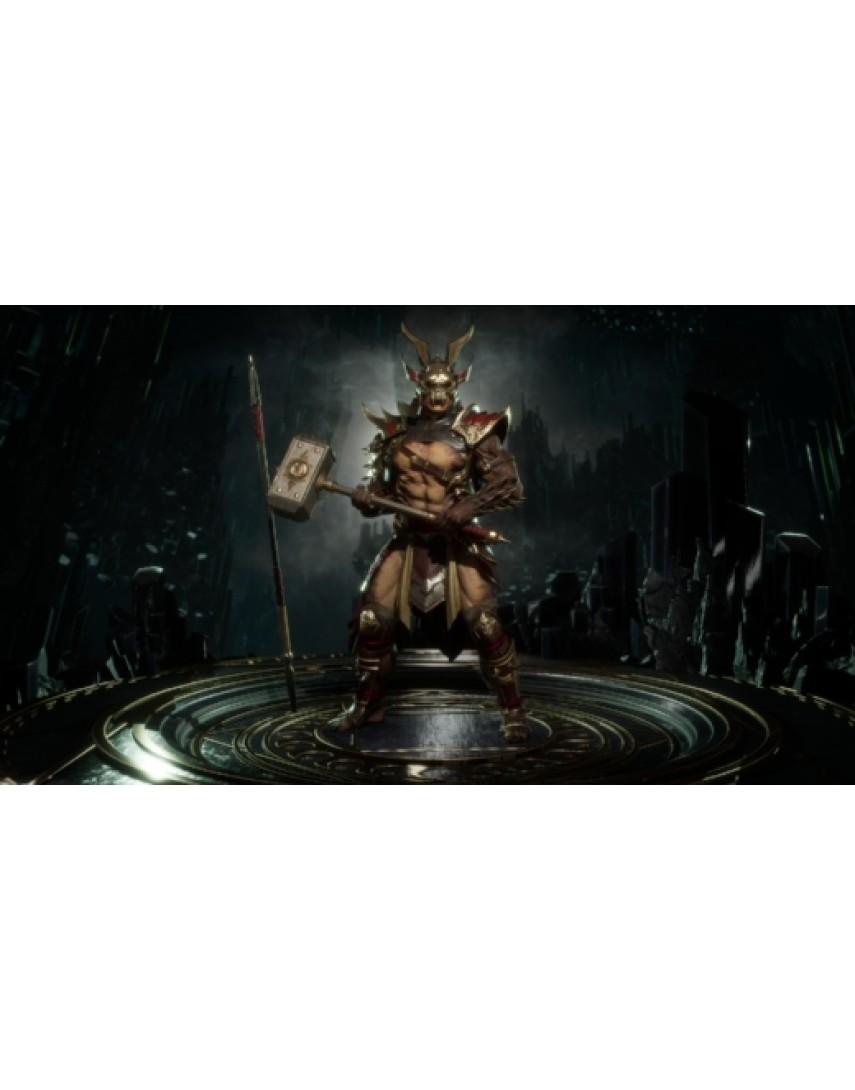 Mortal kombat 11 Шао кан [PS4] (Доп. Контент)
