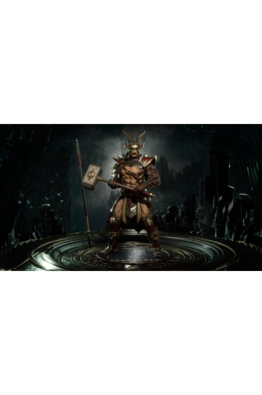 Mortal kombat 11 Шао кан (PS4) (Доп.контент)