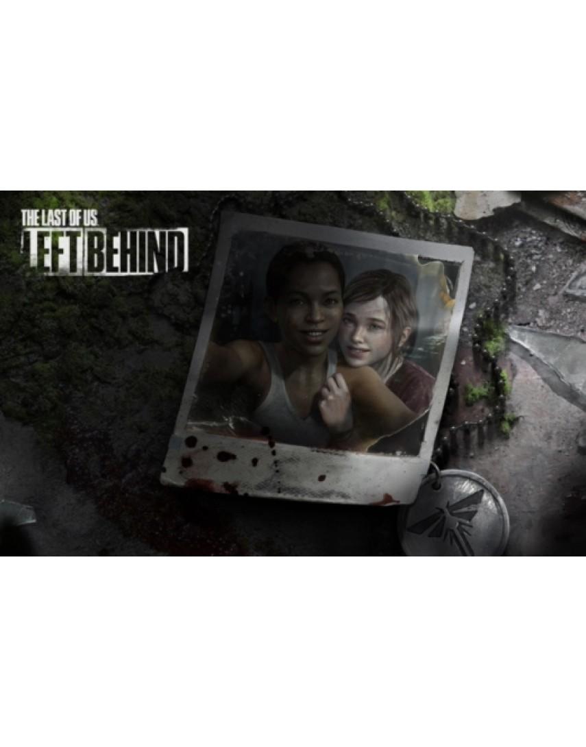 Одни из Нас Оставшиеся позади [PS3] (Доп. Контент)