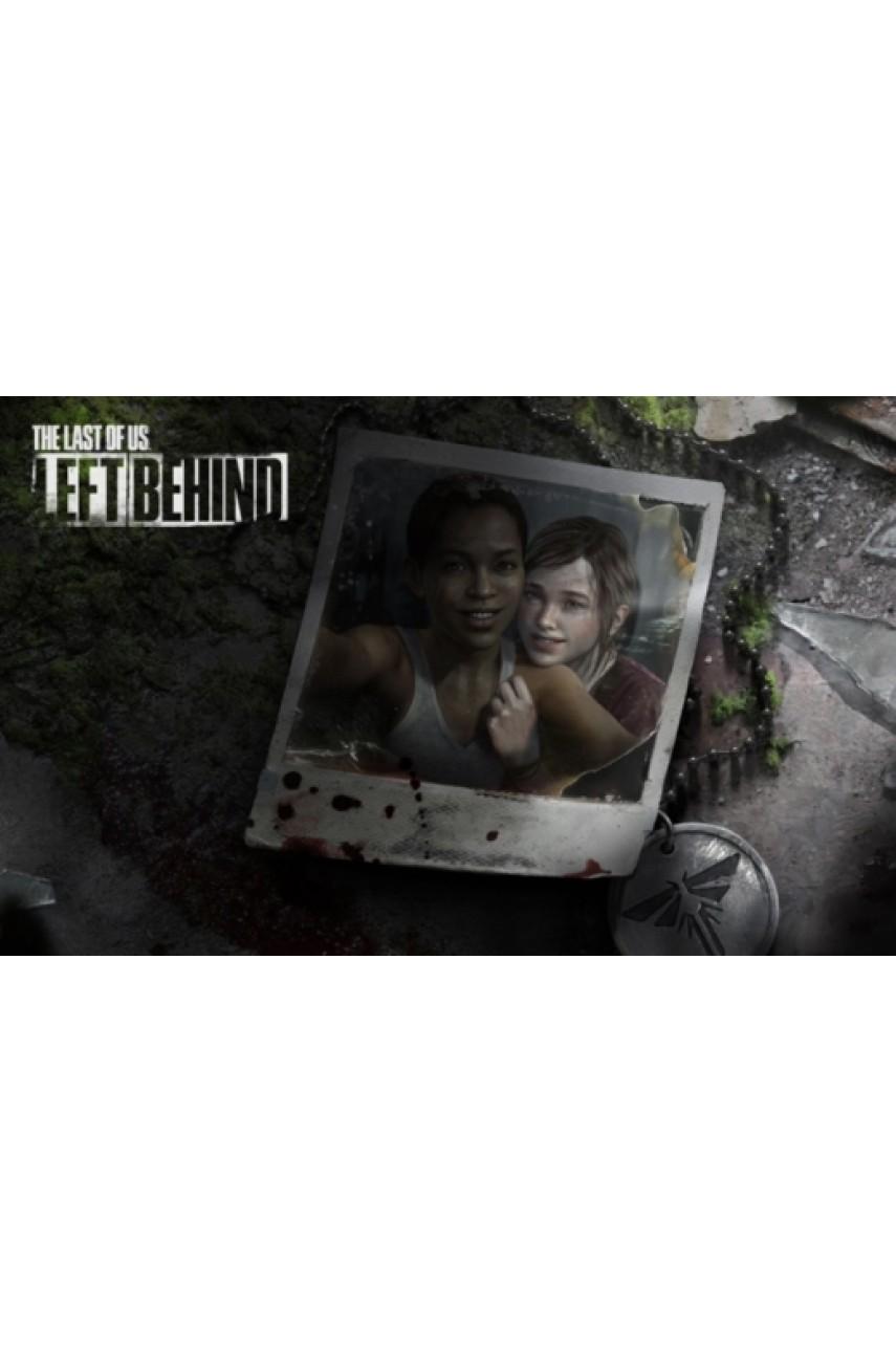 Одни из Нас Оставшиеся позади (PS3) (Доп.контент)