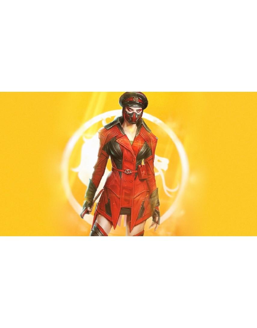 """Mortal kombat 11 Скарлет """"Холодная война"""" (PS4) (Доп.контент)"""
