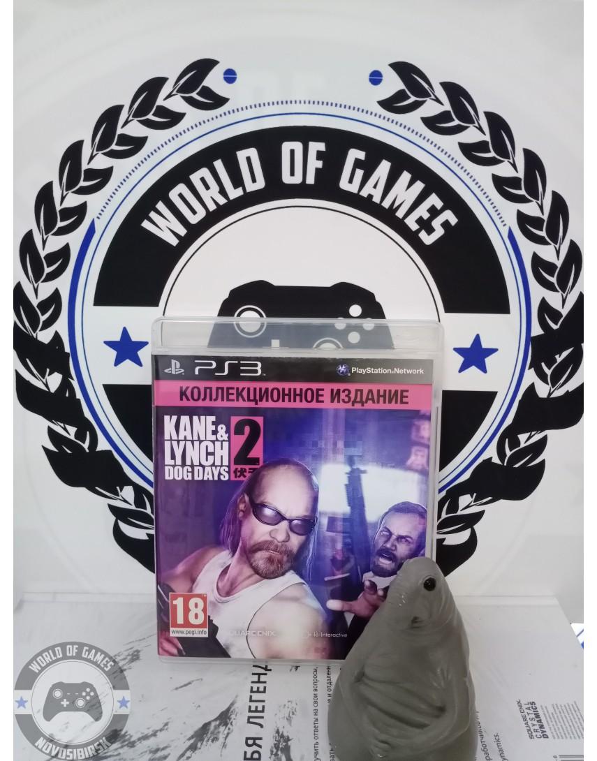 Kane & Lynch 2 Dog Days [PS3]