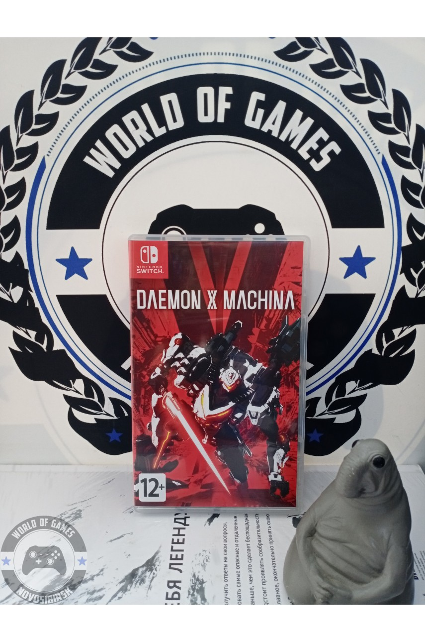Daemon X Machina [Nintendo Switch]